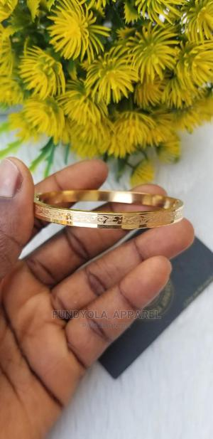 Rosegold Titanium Bangle   Jewelry for sale in Lagos State, Ajah