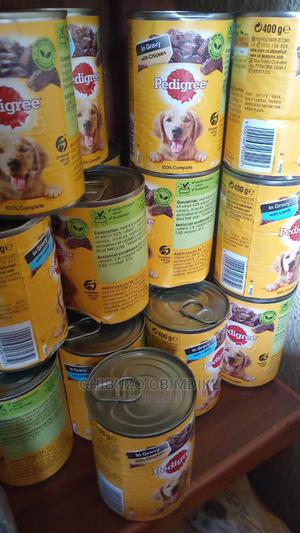 Pedigree Dog Canned Food   Pet's Accessories for sale in Abuja (FCT) State, Dutse-Alhaji