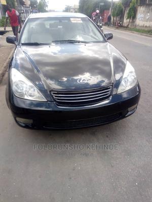 Lexus ES 2004 300 Black | Cars for sale in Lagos State, Ikeja