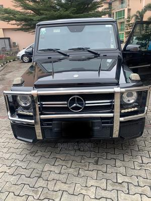 Mercedes-Benz G-Class 2014 Black | Cars for sale in Lagos State, Ikoyi