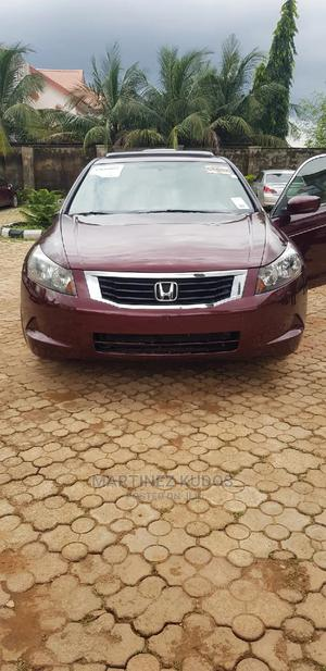 Honda Accord 2008 Red | Cars for sale in Oyo State, Ibadan