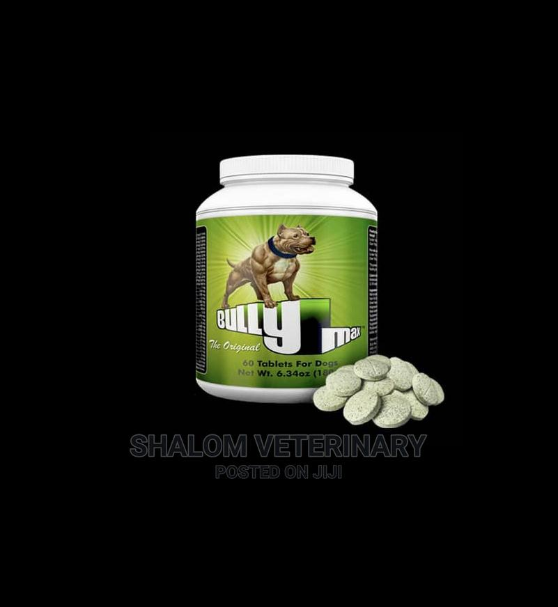 Bullymax Musle Builder Tablets