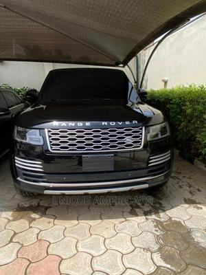 Land Rover Range Rover Sport 2015 Black | Cars for sale in Lagos State, Amuwo-Odofin