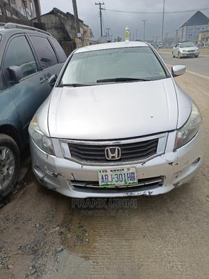 Honda Accord 2008 Silver | Cars for sale in Rivers State, Obio-Akpor