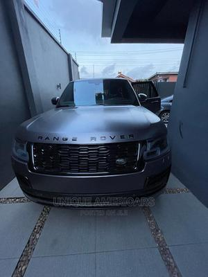 Land Rover Range Rover Sport 2014 HSE 4x4 (3.0L 6cyl 8A) Gray | Cars for sale in Lagos State, Amuwo-Odofin