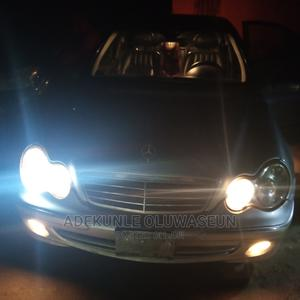 Mercedes-Benz C240 2006 Silver | Cars for sale in Ogun State, Ifo