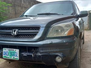 Honda Pilot 2005 LX 4x4 (3.5L 6cyl 5A)   Cars for sale in Lagos State, Alimosho