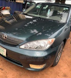 Toyota Camry 2004 Green   Cars for sale in Delta State, Oshimili South