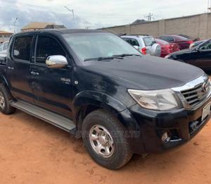 Toyota Hilux 2011 Black | Cars for sale in Delta State, Oshimili South