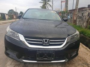 Honda Accord 2015 Black | Cars for sale in Lagos State, Lekki