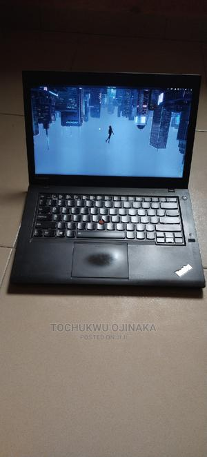 Laptop Lenovo ThinkPad T440 8GB Intel Core I5 HDD 750GB   Laptops & Computers for sale in Imo State, Owerri