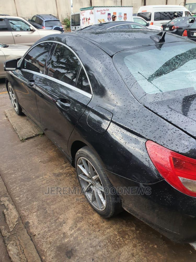 Mercedes-Benz CLA-Class 2014 Black | Cars for sale in Ajah, Lagos State, Nigeria