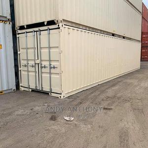 40ft Storage Container   Store Equipment for sale in Lagos State, Ikorodu
