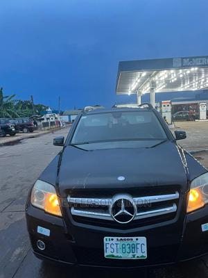 Mercedes-Benz GLK-Class 2011 350 4MATIC Black | Cars for sale in Delta State, Oshimili South