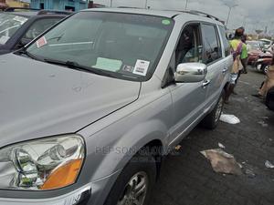 Honda Pilot 2005 EX-L 4x4 (3.5L 6cyl 5A) Silver | Cars for sale in Abuja (FCT) State, Kubwa