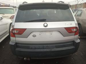 BMW X3 2005 2.5i Silver | Cars for sale in Abuja (FCT) State, Kubwa