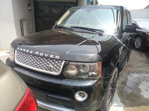 Land Rover Range Rover Sport 2008 Black | Cars for sale in Lagos State, Ikeja