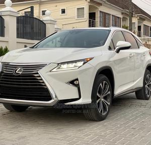 Lexus RX 2017 350 AWD White   Cars for sale in Lagos State, Lekki
