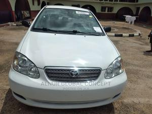 Toyota Corolla 2007 LE White | Cars for sale in Kwara State, Ilorin West