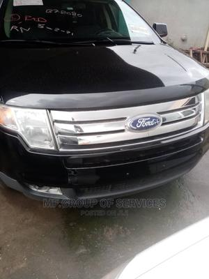 Ford Edge 2010 Black | Cars for sale in Lagos State, Ogba
