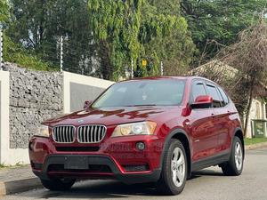 BMW X3 2012 xDrive35i Red | Cars for sale in Abuja (FCT) State, Asokoro