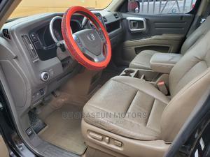 Honda Ridgeline 2008 RTL Black | Cars for sale in Lagos State, Alimosho