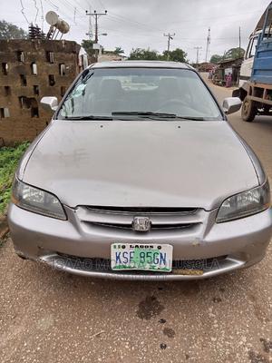 Honda Accord 1999 EX Silver   Cars for sale in Ekiti State, Ido-Osi