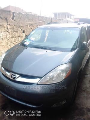 Toyota Sienna 2007 Gray   Cars for sale in Lagos State, Alimosho