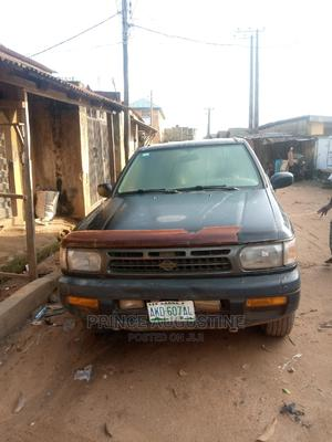 Nissan Pathfinder 1999 Black   Cars for sale in Lagos State, Ifako-Ijaiye