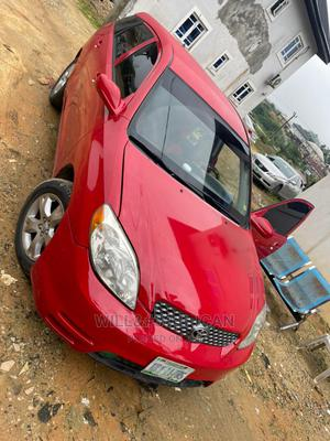 Toyota Matrix 2006 Red   Cars for sale in Cross River State, Calabar