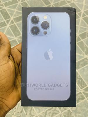 New Apple iPhone 13 Pro Max 128 GB Blue | Mobile Phones for sale in Oyo State, Ibadan
