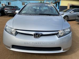 Honda Civic 2007 Silver   Cars for sale in Lagos State, Ikeja