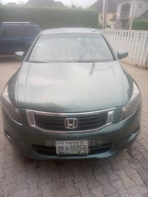 Honda Accord 2009 2.4 Executive Green | Cars for sale in Abuja (FCT) State, Central Business District