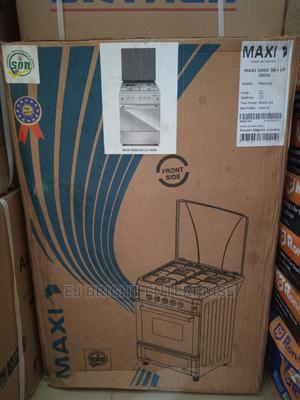 Maxi Gas Cooker 3+1 | Kitchen Appliances for sale in Lagos State, Victoria Island
