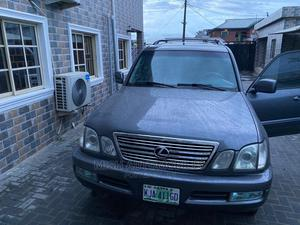 Lexus LX 2006 470 Sport Utility Gray   Cars for sale in Lagos State, Ajah