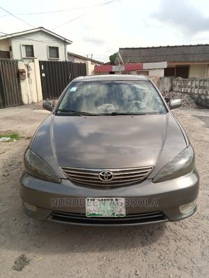 Toyota Camry 2005 Gray   Cars for sale in Lagos State, Surulere