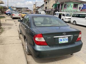 Toyota Camry 2004 Green   Cars for sale in Lagos State, Surulere