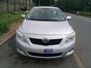 Toyota Corolla 2009 1.8 Advanced Silver | Cars for sale in Abuja (FCT) State, Gwarinpa