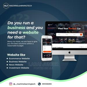 Simple Website | Computing & IT CVs for sale in Lagos State, Magodo