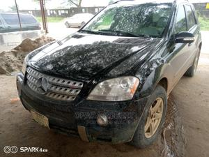 Mercedes-Benz M Class 2008 Edition 10 ML 350 4Matic Black   Cars for sale in Rivers State, Oyigbo