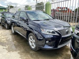Lexus RX 2010 Blue   Cars for sale in Lagos State, Ikeja