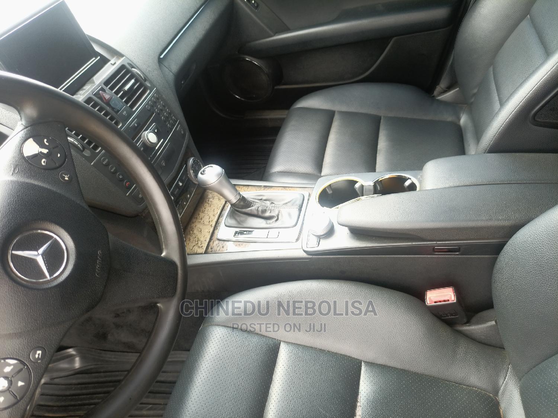 Mercedes-Benz C300 2008 Black | Cars for sale in Gwarinpa, Abuja (FCT) State, Nigeria