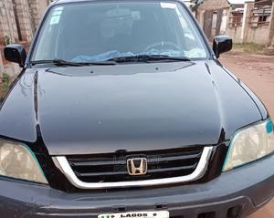 Honda CR-V 2000 2.0 4WD Automatic Black | Cars for sale in Lagos State, Alimosho