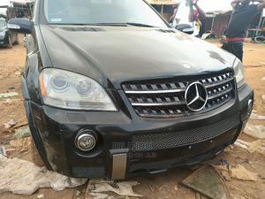 Mercedes-Benz M Class 2008 ML 63 AMG Black   Cars for sale in Abuja (FCT) State, Apo District