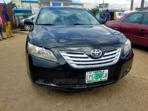 Toyota Camry 2008 2.4 LE Black | Cars for sale in Lagos State, Ifako-Ijaiye