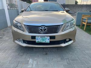 Toyota Camry 2014 Gold | Cars for sale in Lagos State, Ikeja