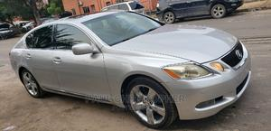 Lexus GS 2007 350 Silver   Cars for sale in Lagos State, Isolo