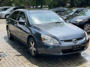 Honda Accord 2004 Sedan EX Gray   Cars for sale in Abuja (FCT) State, Gwarinpa