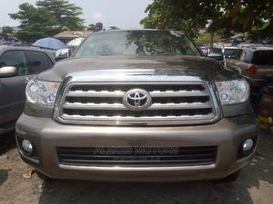 Toyota Sequoia 2011 Gray   Cars for sale in Lagos State, Apapa