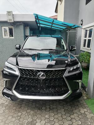 Lexus LX 2015 570 (5 Seats) AWD Black   Cars for sale in Lagos State, Lekki